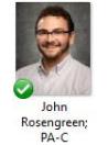 John Rosengren PA-C